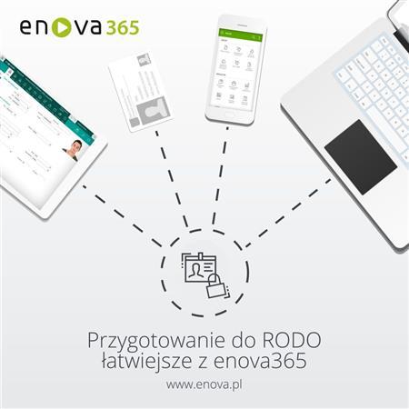 Zdjęcie dla posta enova365 - wspiera RODO