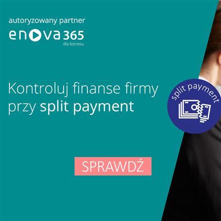 Zdjęcie dla posta Split Payment w enova365
