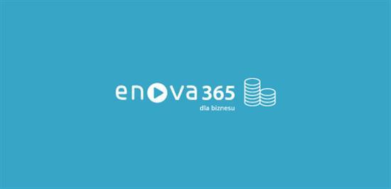enova365 Ewidencja Środków Pieniężnych - Srebro