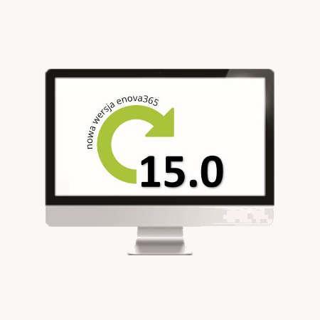 Zdjęcie dla posta Nowa wersja enova365 15.0 dostępna