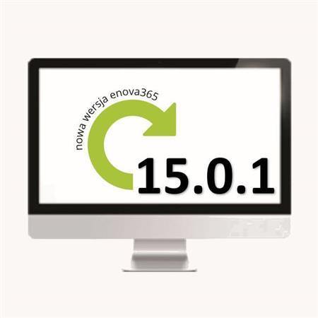 Zdjęcie dla posta Aktualizacja enova365 do wersji 15.0.1