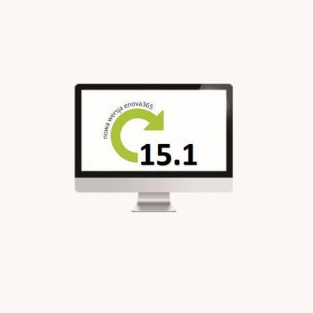 Zdjęcie dla posta Nowa wersja enova365 15.1 dostępna
