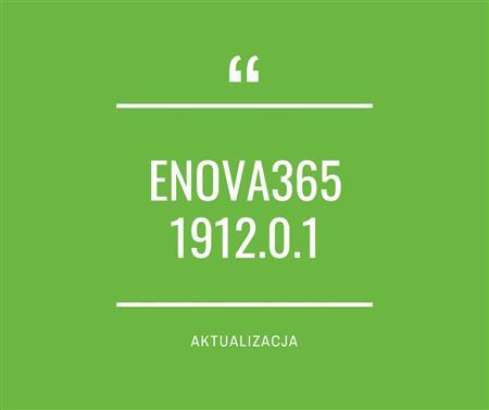 Zdjęcie dla posta enova365 1912.0.1 - nowa wersja oprogramowania